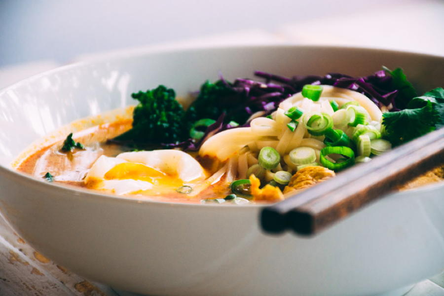 rainbow-curry-noodle-bowl-with-chicken