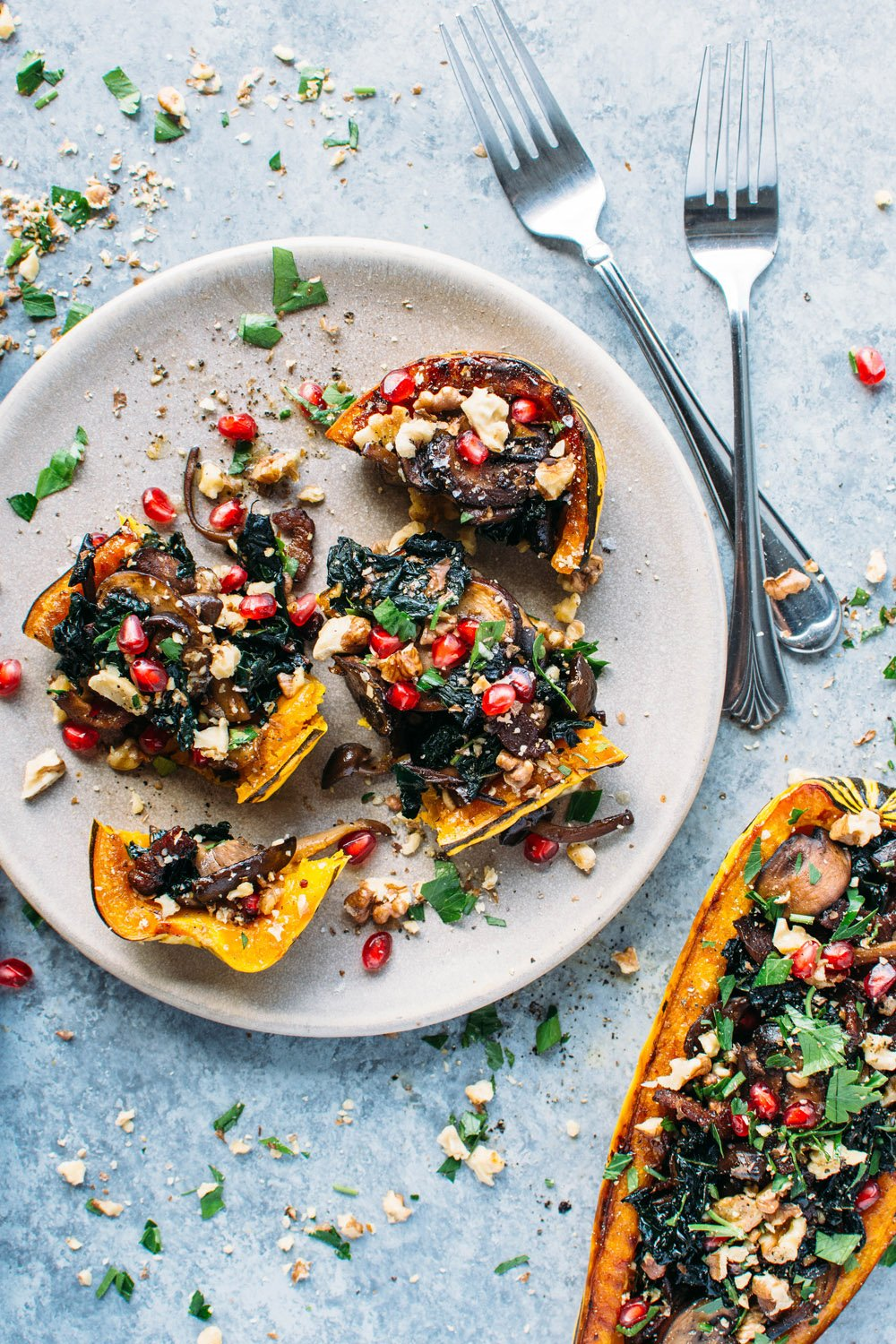 roasted-delicata-squash-stuffed-with-kale-and-cinnamon ...