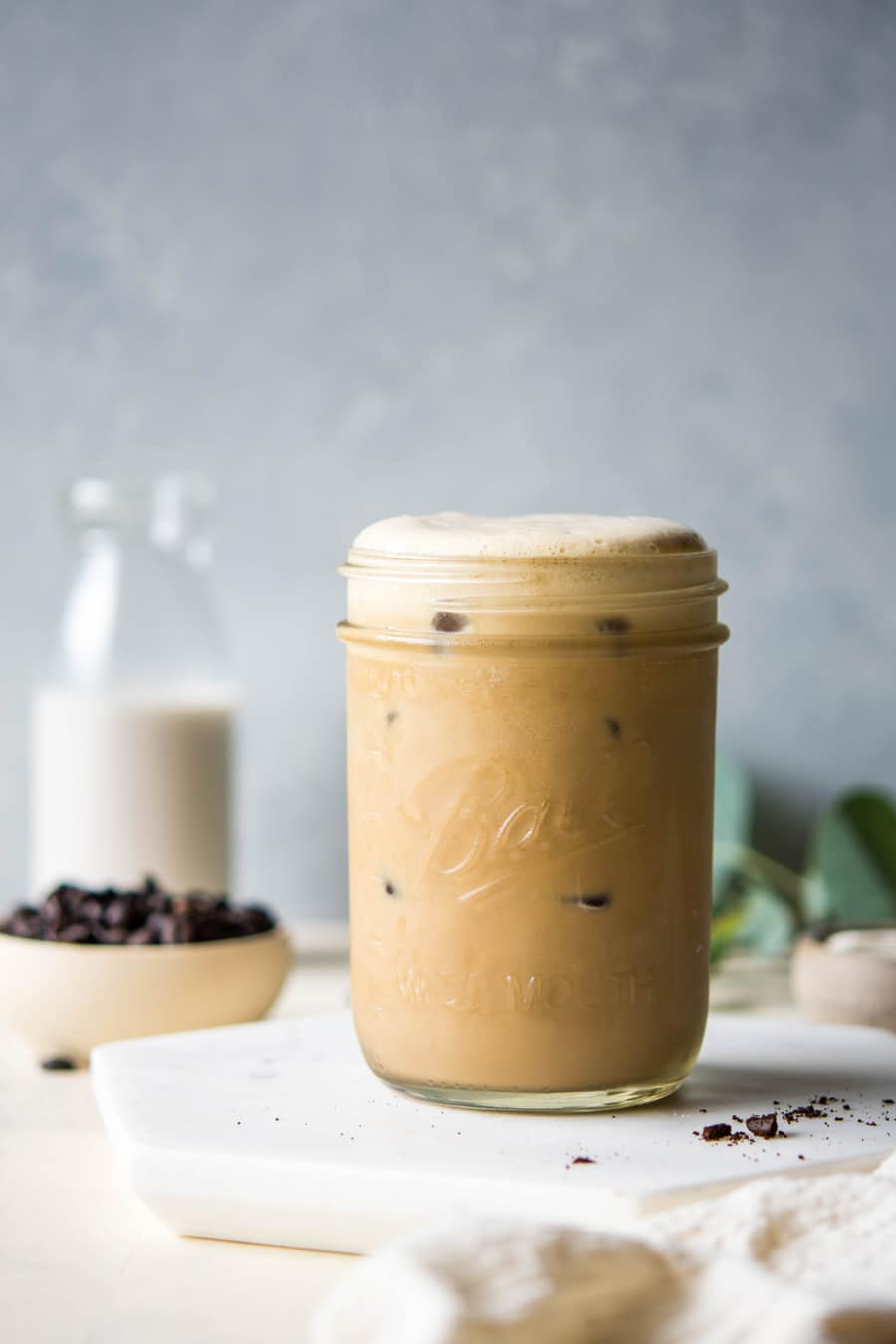 Iced Coffee With Collagen
